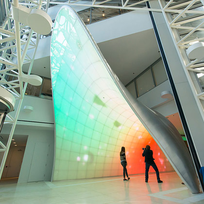Philips Color Kinetics project